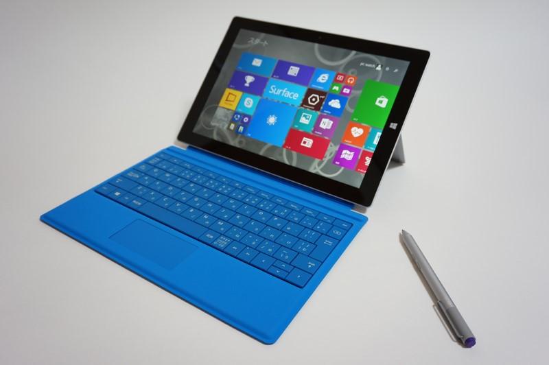 日本マイクロソフト「Surface 3」