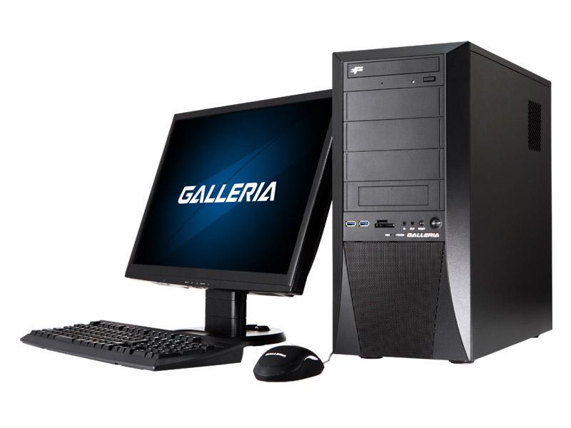 GALLERIA XI-E(ディスプレイ別売)