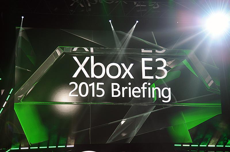 E3開幕の前日に開催される恒例のXbox Briefing