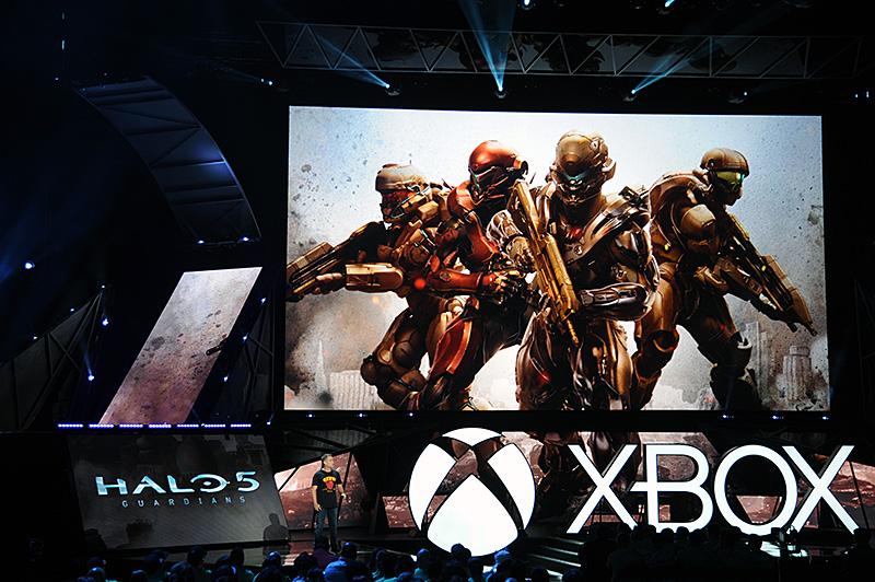 Xboxの象徴とも言うべき看板タイトルのHALO。最新作の「HALO 5:GURADIANS」は、2015年10月27日にも発売