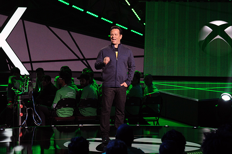 米Microsoft、Xbox部門の最高責任者であるフィル・スペンサー氏