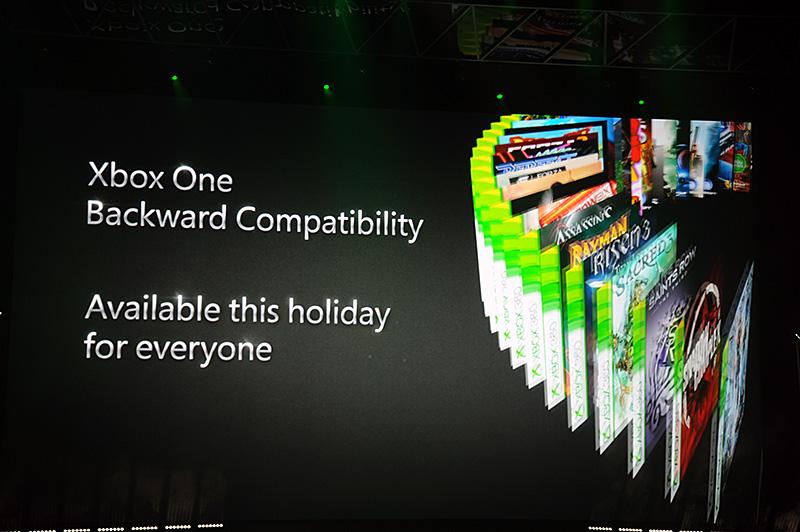 当初はβテスターに相当するXbox Previewのプレーヤーに対しシステムの更新で対応。年末のホリデーシーズンには全ユーザーに更新を適用する