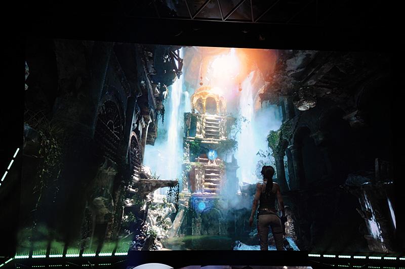 「Rise of the Tomb Raider」は、2015年ホリデーシーズンにおける期限付き独占タイトル