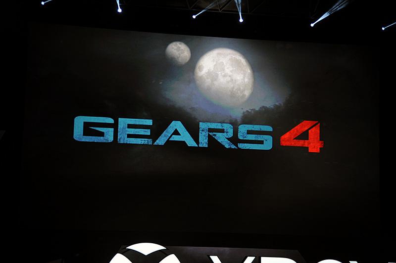 GEARS of WARシリーズ最新作の「GEAR 4」は、2016年のホリデーシーズンに登場する。