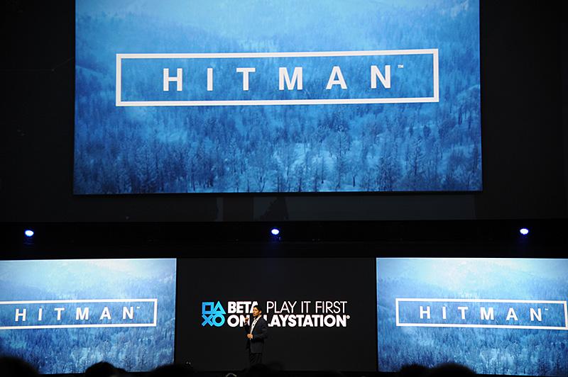 スクウェア・エニックスの「HITMAN」最新作。βプレイをPS4向けに提供する