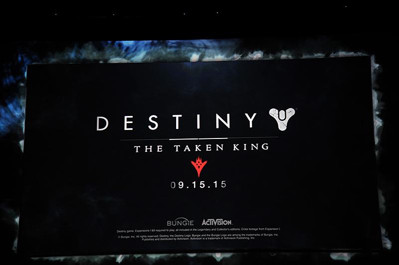 2014年ホリデーシーズンのヒットタイトル、Bungieによる「DESTINY」は、2015年のホリデーシーズンの冒頭に続篇が登場する