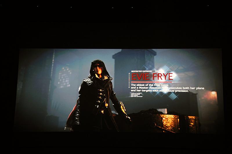 アサシン クリードシリーズの最新作「Assassin's Creed Syndicate」はロンドンが舞台。