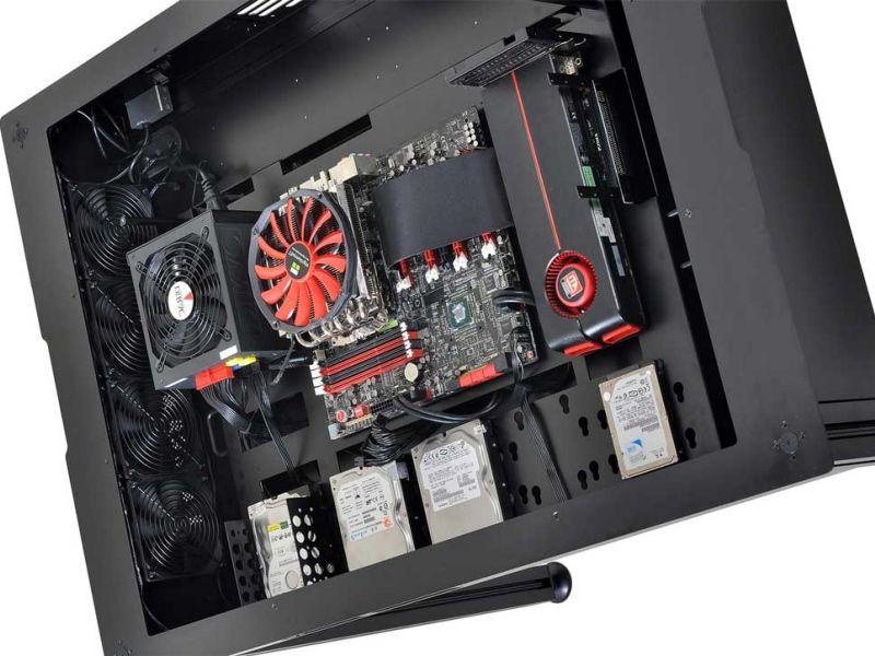 DK-Q2Xの内部