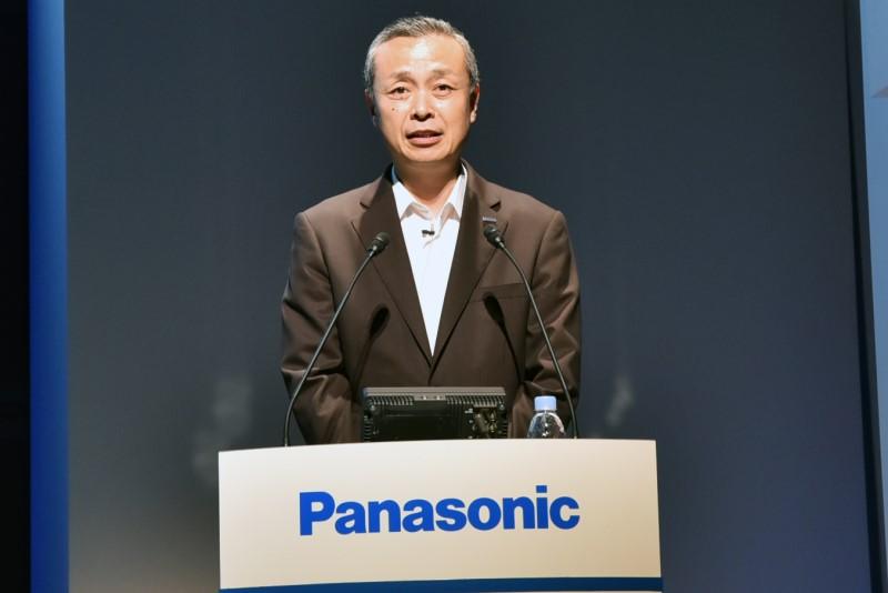 パナソニック株式会社 AVCネットワークス社 常務 ITプロダクツ事業部 事業部長の原田秀昭氏