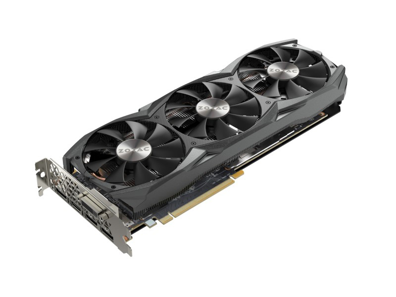 「GeForce GTX 980 Ti AMP Edition」