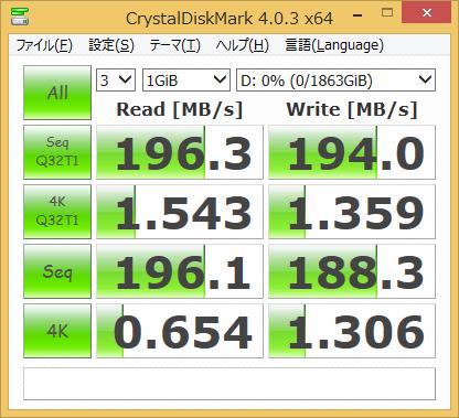 HDD(Seagate ST2000DM001)