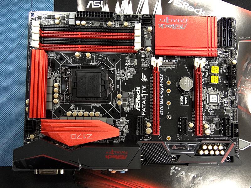 Z170 Gaming K4/D3
