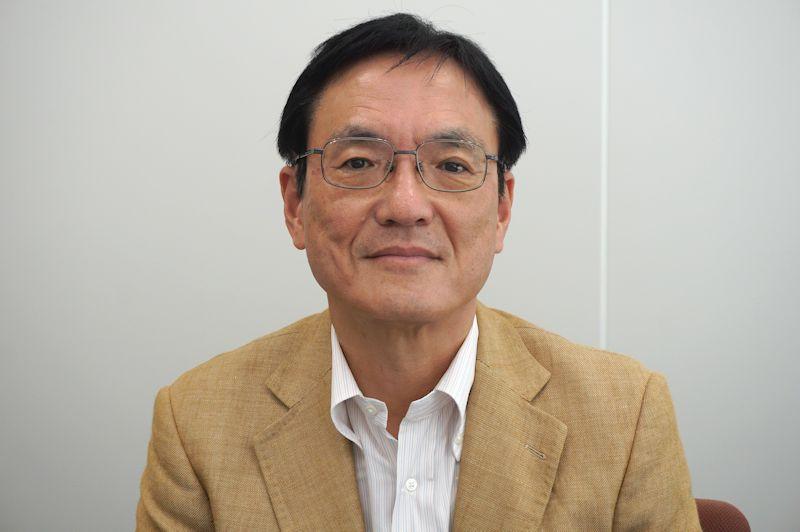 VAIO代表取締役大田義実氏