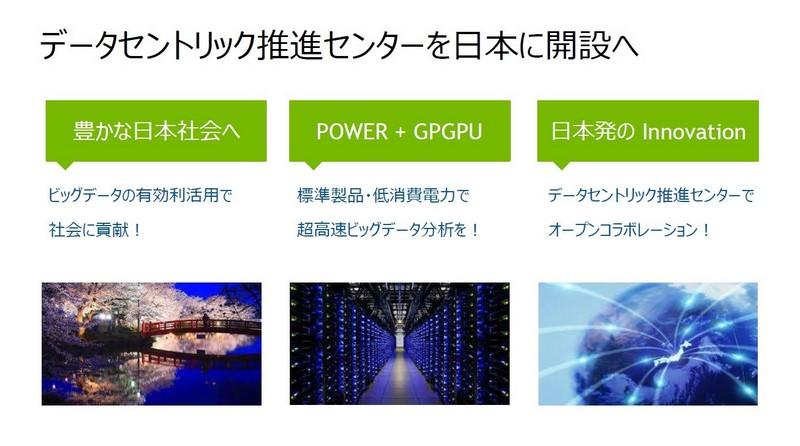 日本に「データセントリック推進センター」を開設することを朝海孝氏は講演スライドで明らかにした。センターの詳細は後日、発表される予定。なお別途に設けられた質疑応答によると、同様のセンターはドイツとフランスにも設けられている