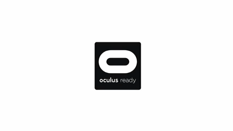 「Oculus Ready PC」ロゴ