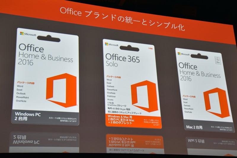 パッケージの代わりに提供されるPOSAカード。右端はOS X版で、Windows版と同じデザインになった