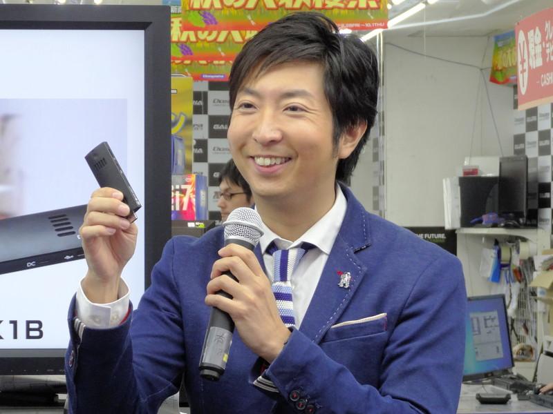 映画コメンテーターの有村昆氏