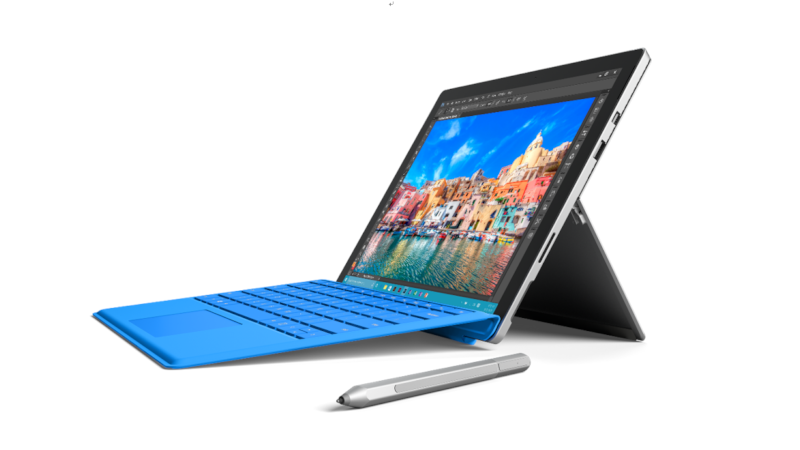 「Surface Pro 4」
