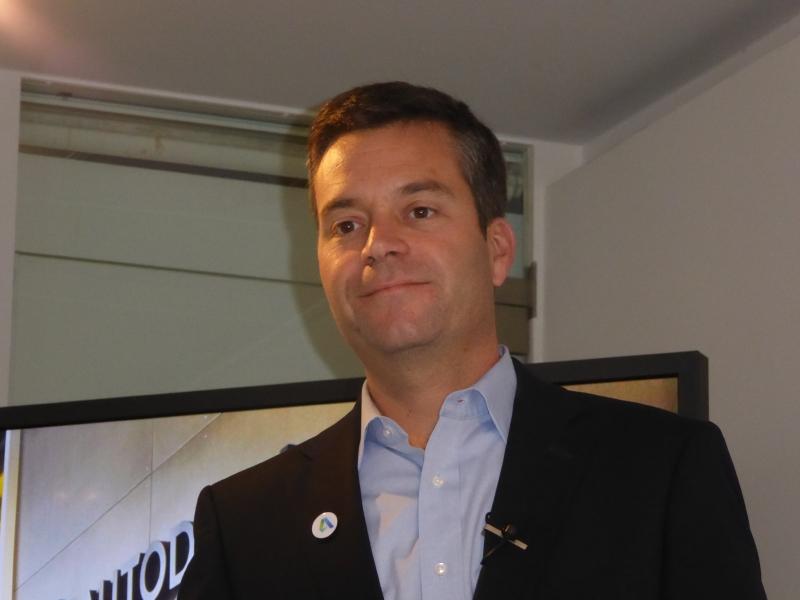 オートデスク株式会社 ブランド&コミュニケーション担当副社長 グレッグ・エデン氏