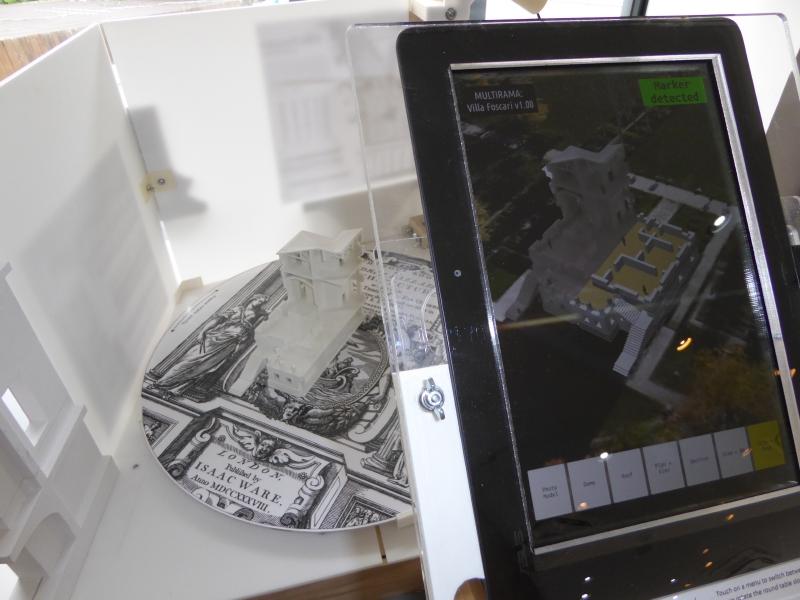 ARを使った建造物の鑑賞の提案