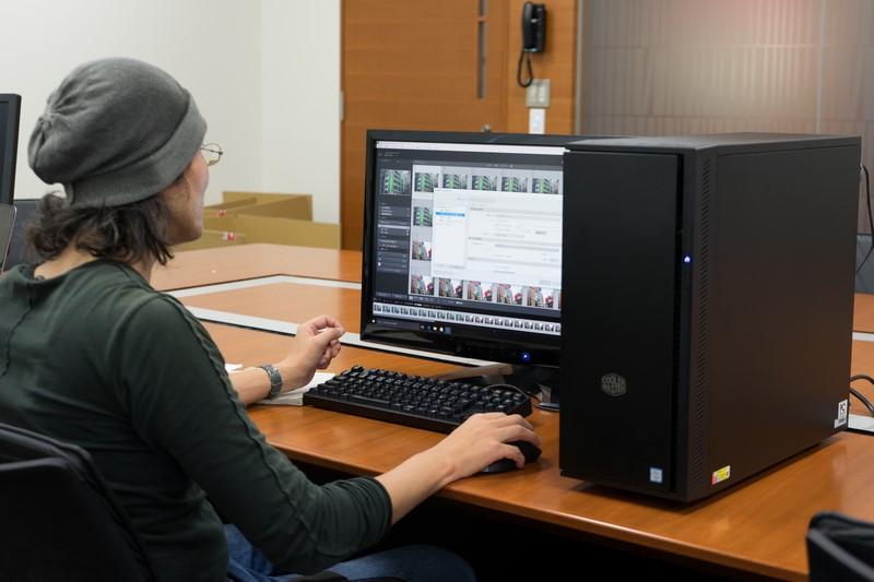 パソコン工房が多角的に検証した結果を反映するスペックだけあって、過剰な仕様/価格になることなく、それでいてキビキビとした動作が心地良い