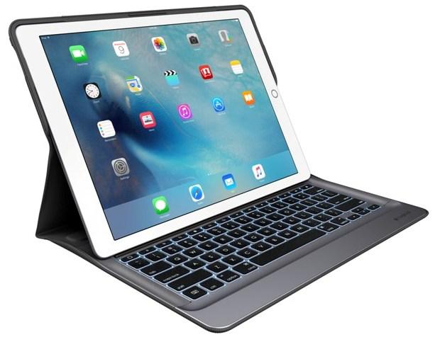 Smart Connectorを備えたキーボード付きケースの「iK1200」