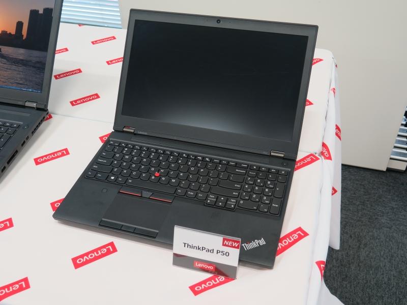 ThinkPad P50