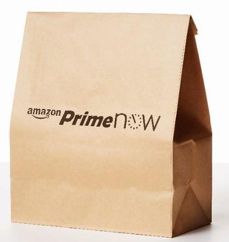 Prime Nowの専用バッグ