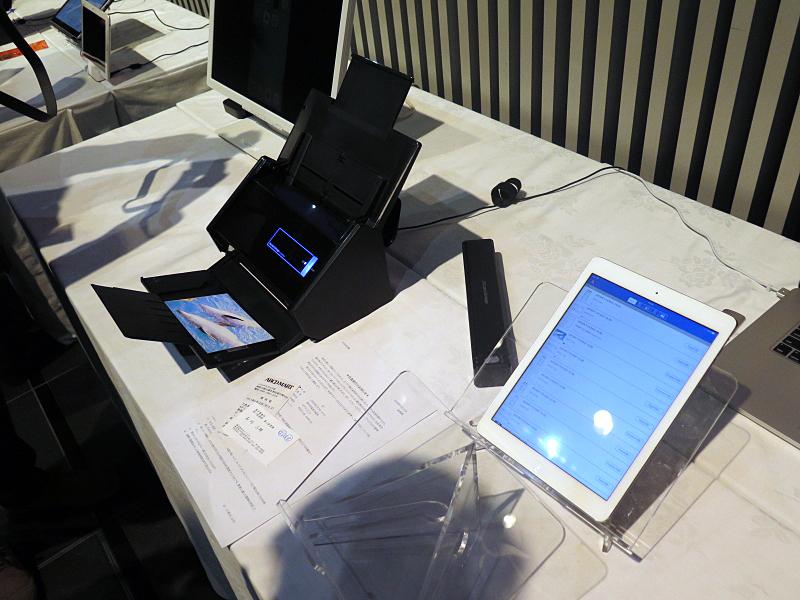 対応機種はiX500とiX100の2製品