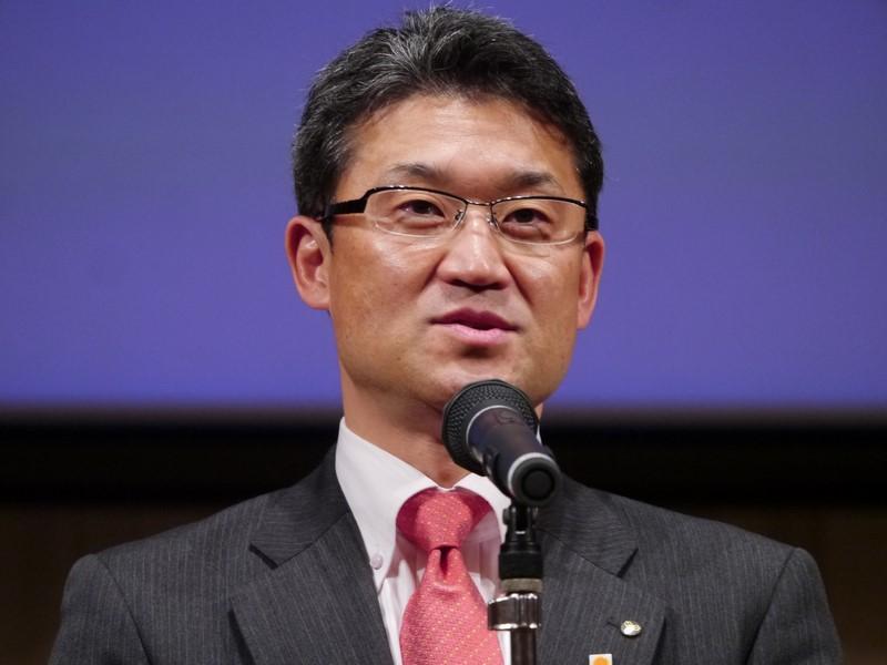 宮崎県の河野俊嗣知事
