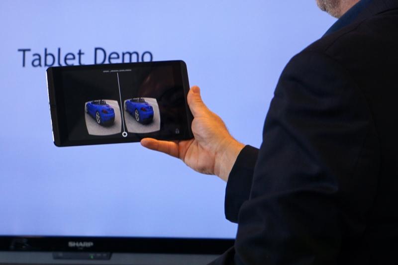 IrayはVRヘッドセットでも利用可能で、ARでの使用も想定されている