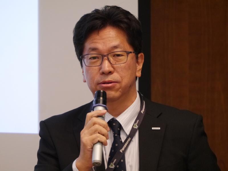 パナソニック AVCネットワークス社イノベーションセンターの川合啓民主幹