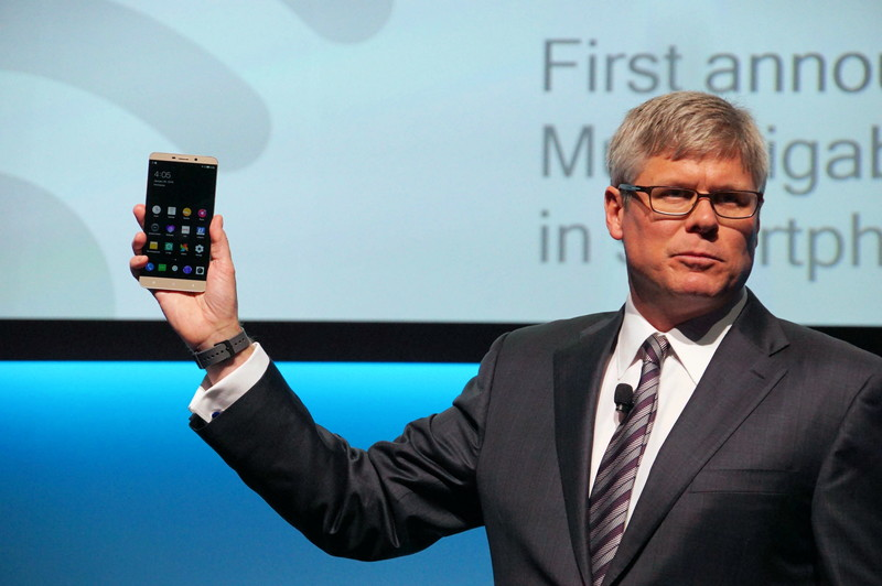 LeTVの「Le Max Pro」は、Snapdragon 820を採用した、指紋認証機能、IEEE 802.11ad(WiGig)対応スマートフォン