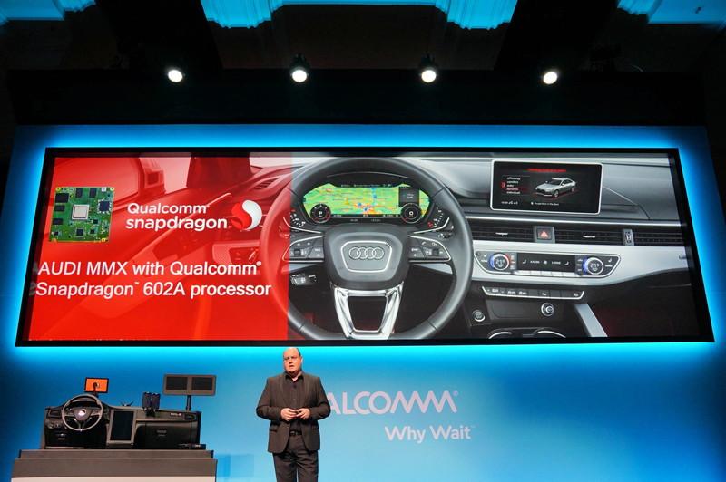 MMXというモジュールにSnapdragonのSoCが採用される