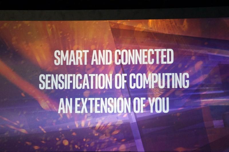 Intelが信じる現在の家電のトレンド