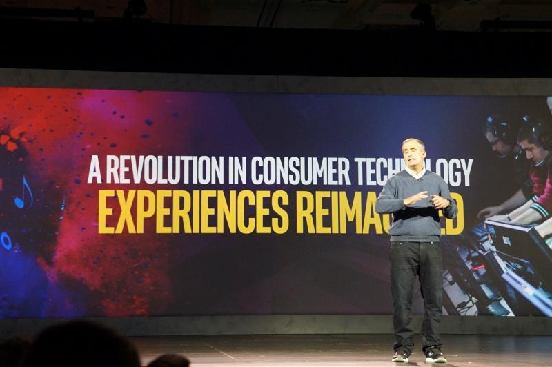 コンシューマ向けのテクノロジは変わりつつある