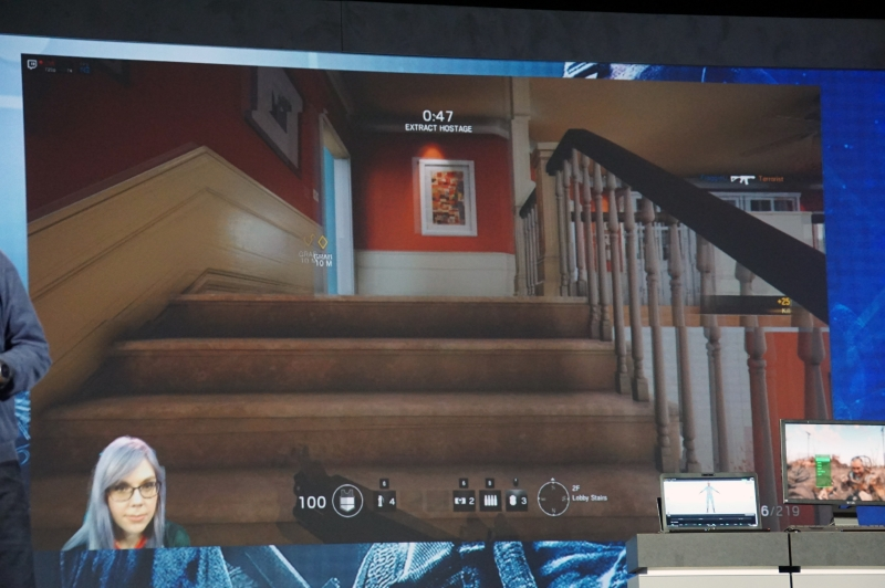 RealSenseを利用して背景を除去しながら自分の顔だけを入れて、Twitchのライブ配信を実行