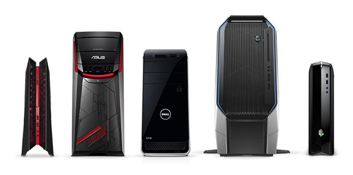 Oculusを快適に楽しめるとするASUS、ALIENWARE、DellのOculus Ready PC