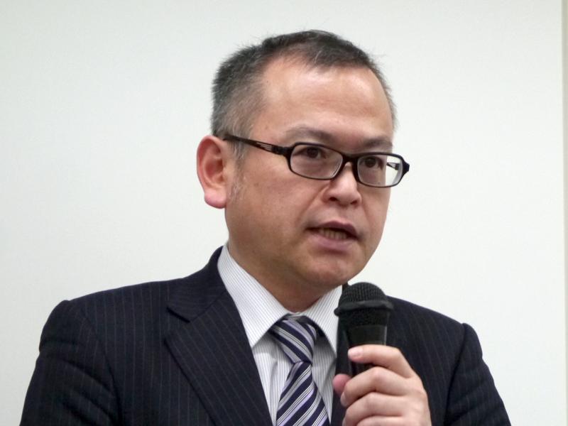 調査を担当した富士キメラ総研 第一研究開発部門の白川恭主任