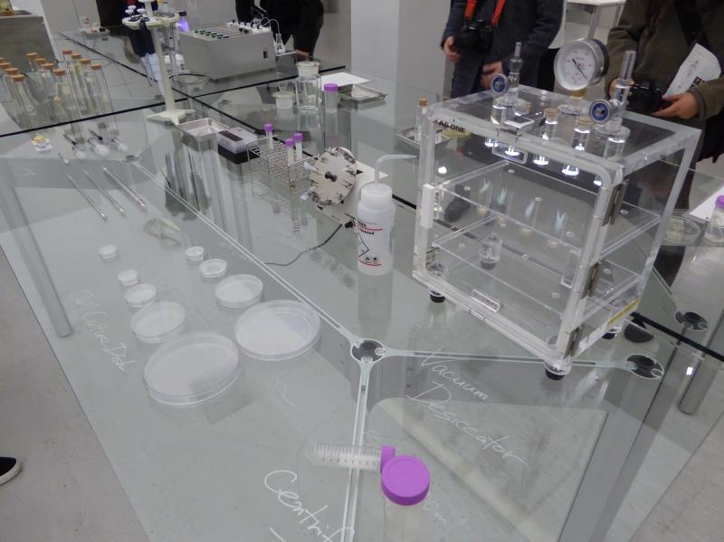 バイオ系の研究器具はかっこいい