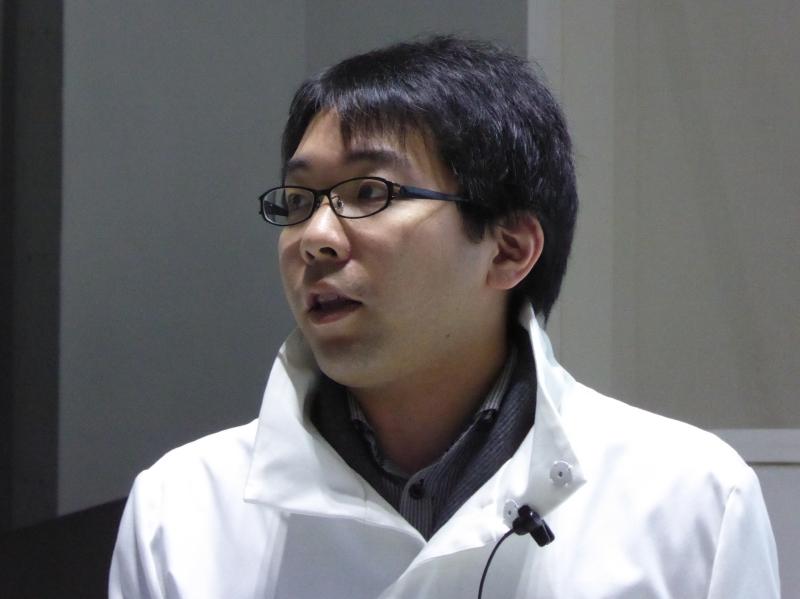 東京大学生産技術研究所 竹内昌治研究室 助教 森本雄矢氏