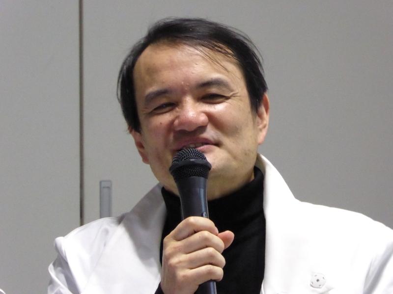 東京大学生産技術研究所 教授 山中俊治氏