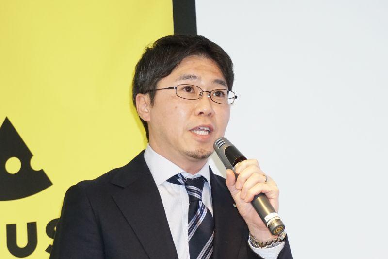 日本マイクロソフトの藤原正三氏