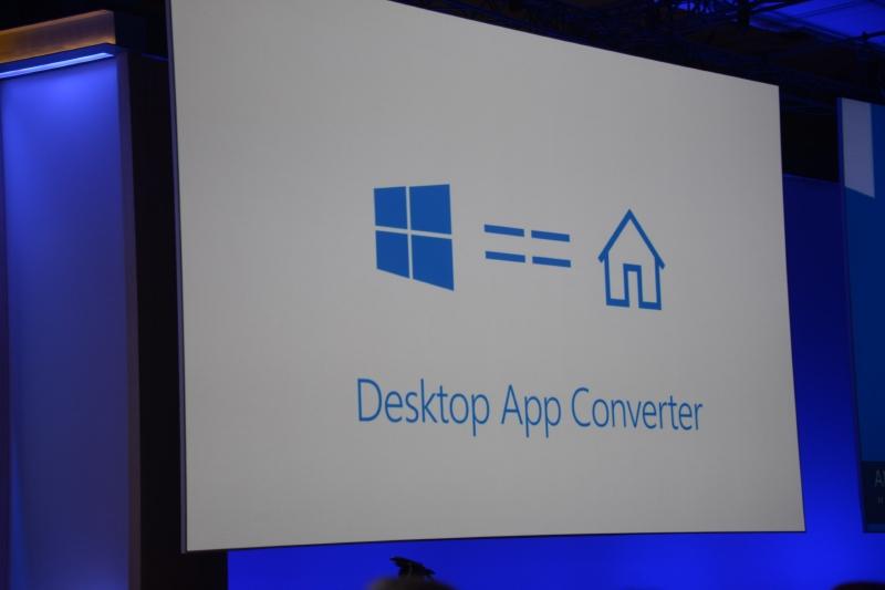 Desktop App Converterが公開された