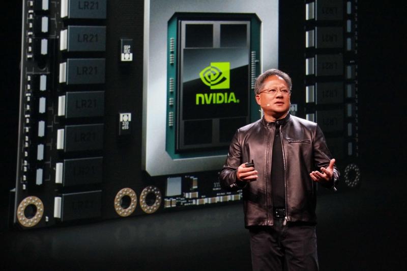NVIDIA CEOのジェンスン・フアン氏