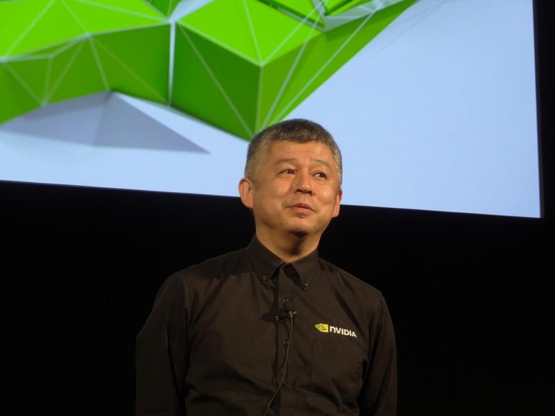 同社シニアCUDAエンジニア プラットフォームビジネス本部 森野慎也氏