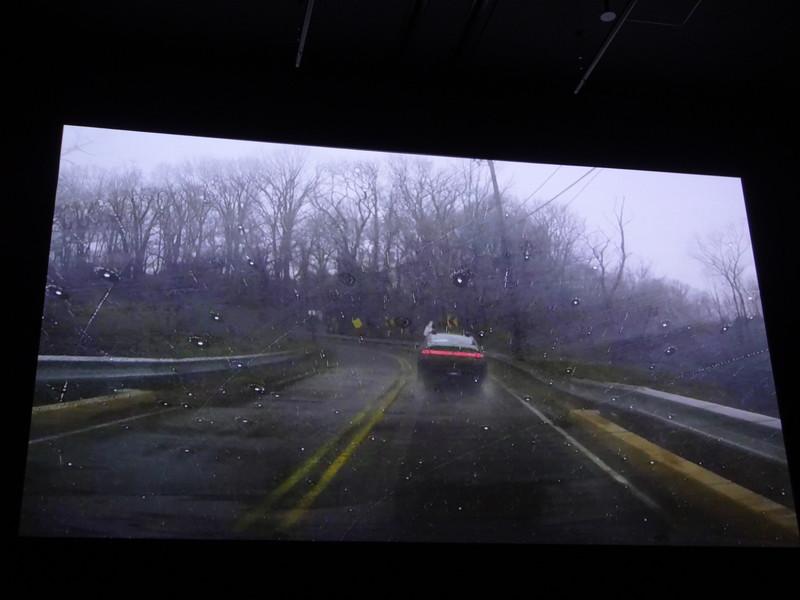 雨の日でも運転