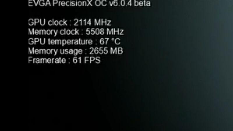 オーバークロックデモでは空冷で2,114MHzを達成