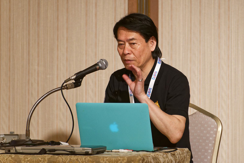 ドバイ政府観光・商務局の坂本正樹氏がドバイの見どころを解説