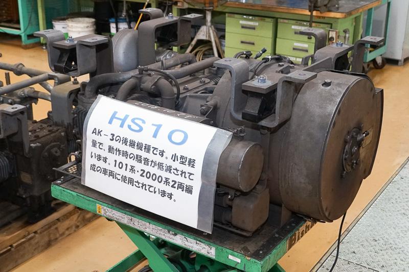 コンプレッサー「HS10」
